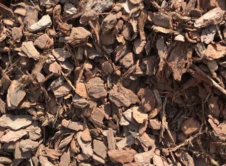 Mini Pine Bark Mulch Miami Homestead FL