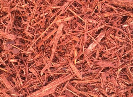 Red Mulch Miami Homestead FL