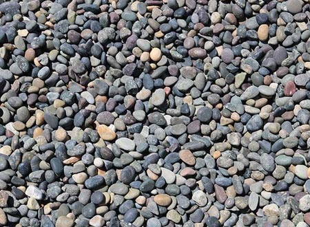 Mexican Beach Pebbles Rock Miami Homestead FL